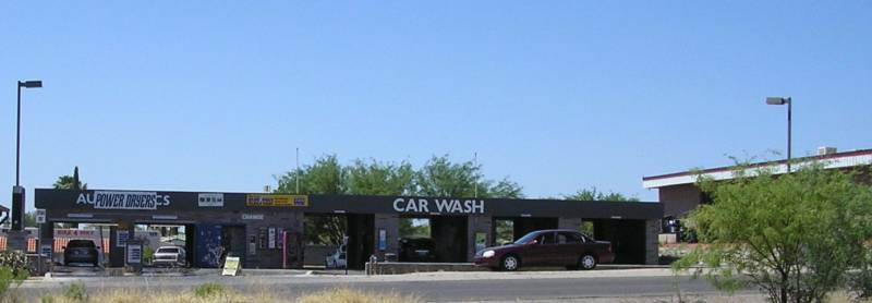 Self Service Car Wash Green Valley Az